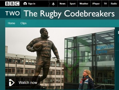 BBC Rugby Codebreakers